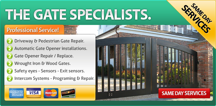 Gate Repair Gilcrest CO